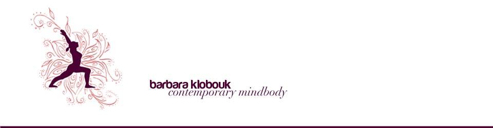 Barbara Klobouk contemporary mindbody